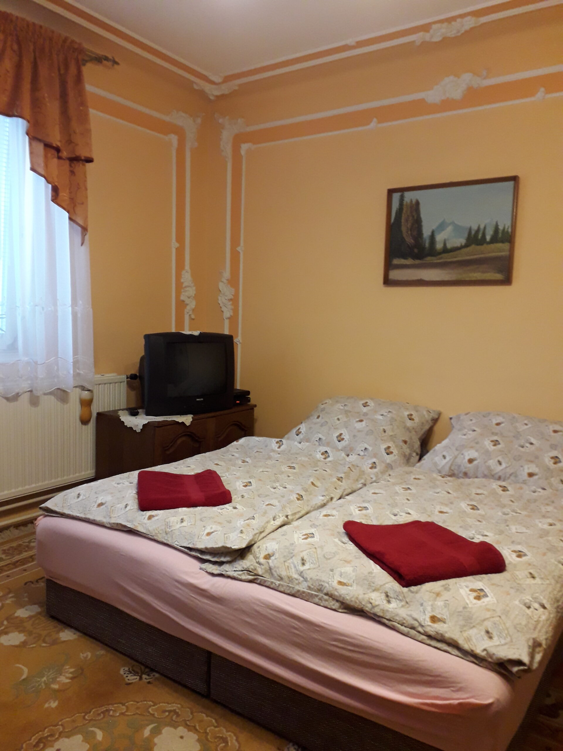 Platán apartman 1. szoba